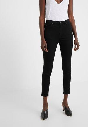 LOU - Jeans Skinny - black