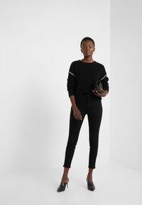 HUGO - LOU - Jeans Skinny Fit - black - 1