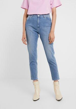 STELLA - Straight leg jeans - light/pastel blue