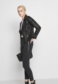 HUGO - Jeans Skinny Fit - grey - 3