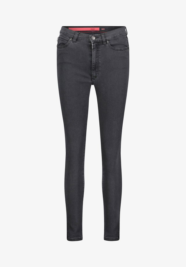 LOU - Jeans Skinny Fit - anthracite
