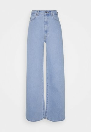 GIALDA - Relaxed fit jeans - turquoise/aqua