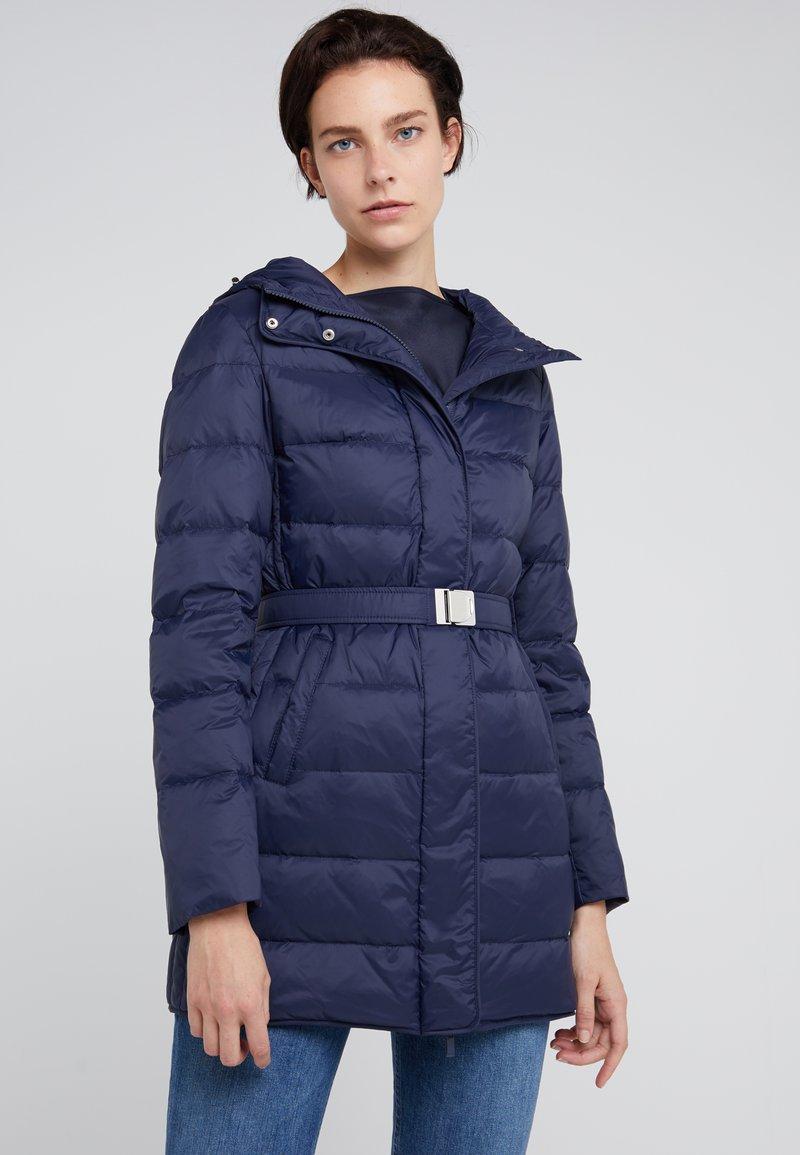 HUGO - FELINDA - Classic coat - open blue
