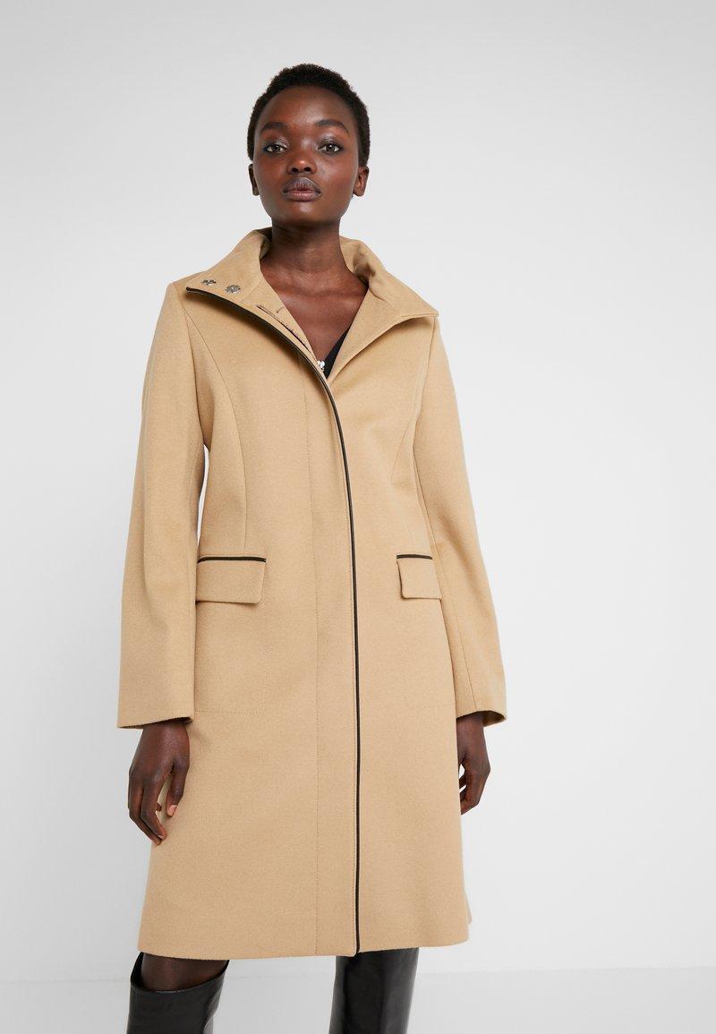 HUGO - MIRANI - Frakker / klassisk frakker - medium beige