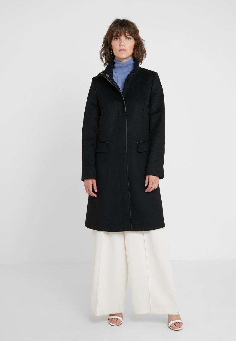HUGO - MIRANI - Zimní kabát - black