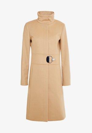MONATA - Classic coat - medium beige