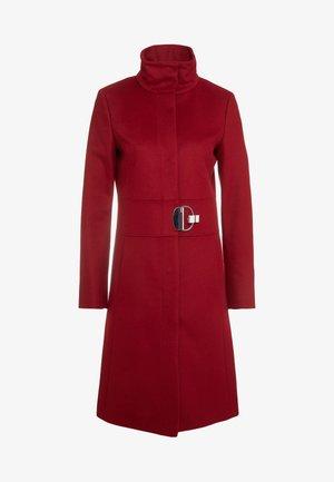 MONATA - Zimní kabát - open red