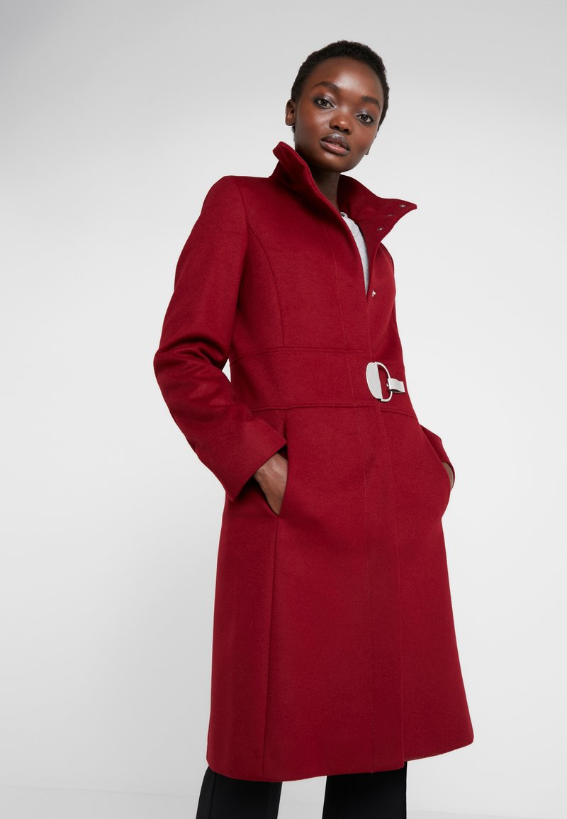 HUGO - MONATA - Cappotto classico - open red