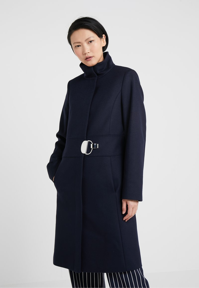 HUGO - MONATA - Classic coat - dark blue
