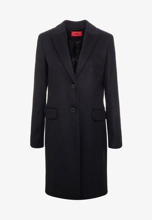 MECANI - Wollmantel/klassischer Mantel - black