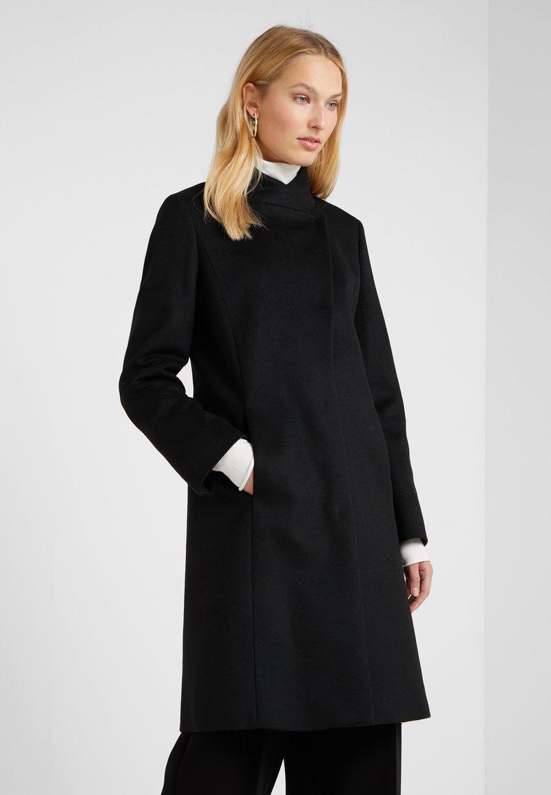 HUGO - METURA - Manteau classique - black