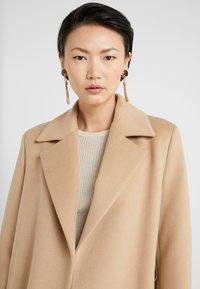 HUGO - MADERIA - Classic coat - medium beige - 3