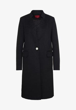 MIKALA - Cappotto classico - black