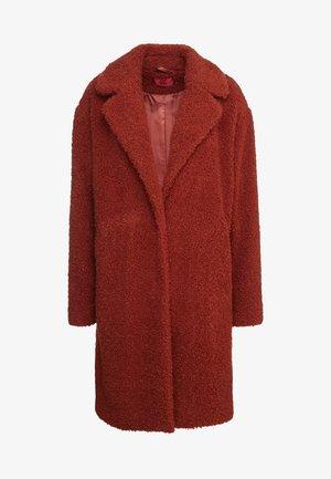 MOLGA - Płaszcz wełniany /Płaszcz klasyczny - rust/copper