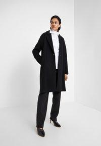 HUGO - MARENAS - Płaszcz wełniany /Płaszcz klasyczny - black - 1