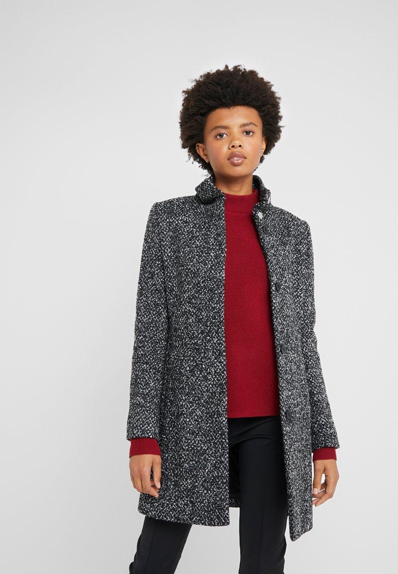 HUGO - MALU - Classic coat - medium grey