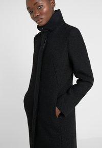 HUGO - MALU - Płaszcz wełniany /Płaszcz klasyczny - black - 5