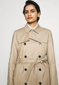 HUGO - MAKARAS - Trenchcoat - medium beige - 5