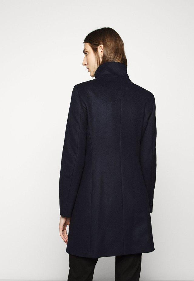 MALURA - Wollmantel/klassischer Mantel - dark blue