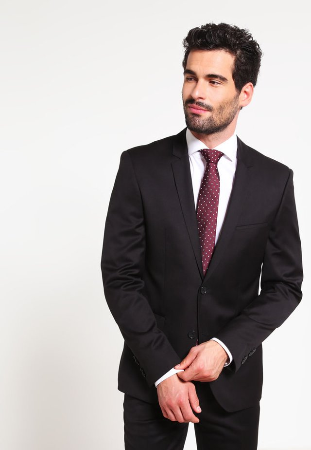ADRIS/HEIBO - Suit - black