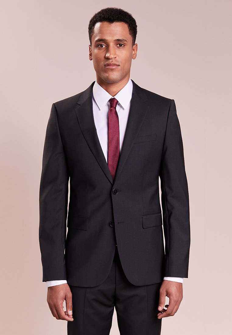 HUGO - ALDONS - Suit jacket - dark grey