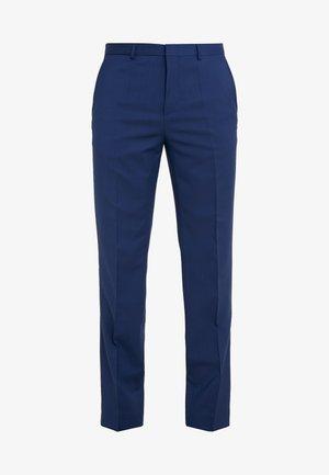 HARTLEYS - Pantaloni eleganti - medium blue