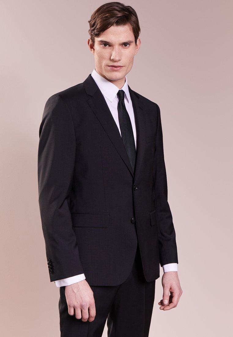 HUGO - JEFFERY - Suit jacket - black