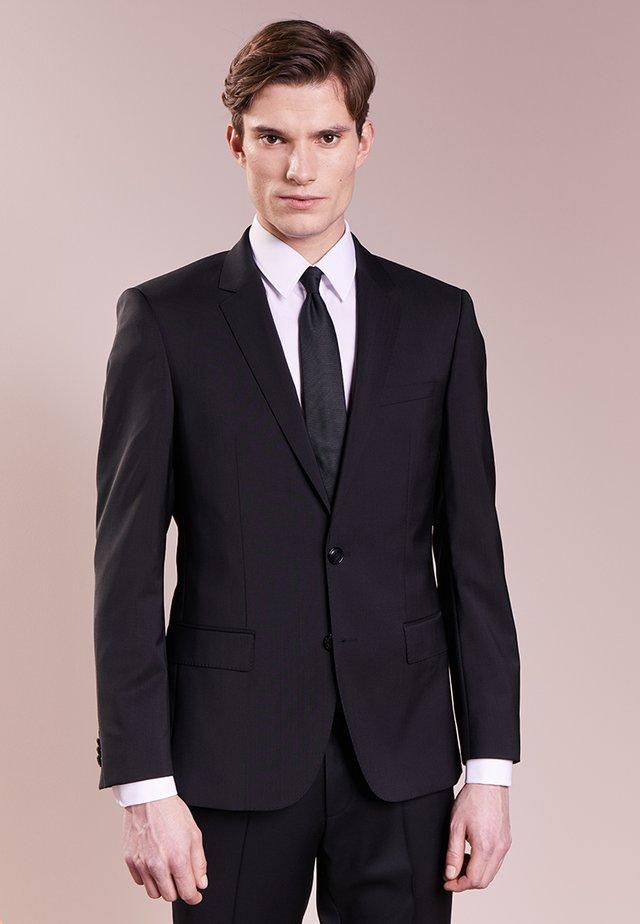HENRY - Suit jacket - black