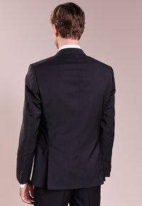 HUGO - HENRY - Giacca elegante - black - 2