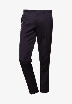 HENFORD - Oblekové kalhoty - black