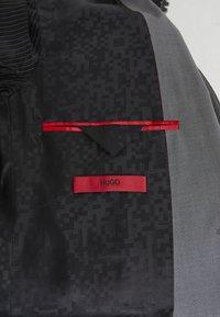 HUGO - ASTIAN HETS - Suit - open gry - 9
