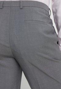 HUGO - ASTIAN HETS - Suit - open gry - 7