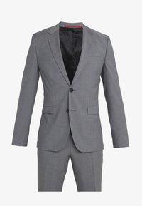 HUGO - ASTIAN HETS - Suit - open gry - 11