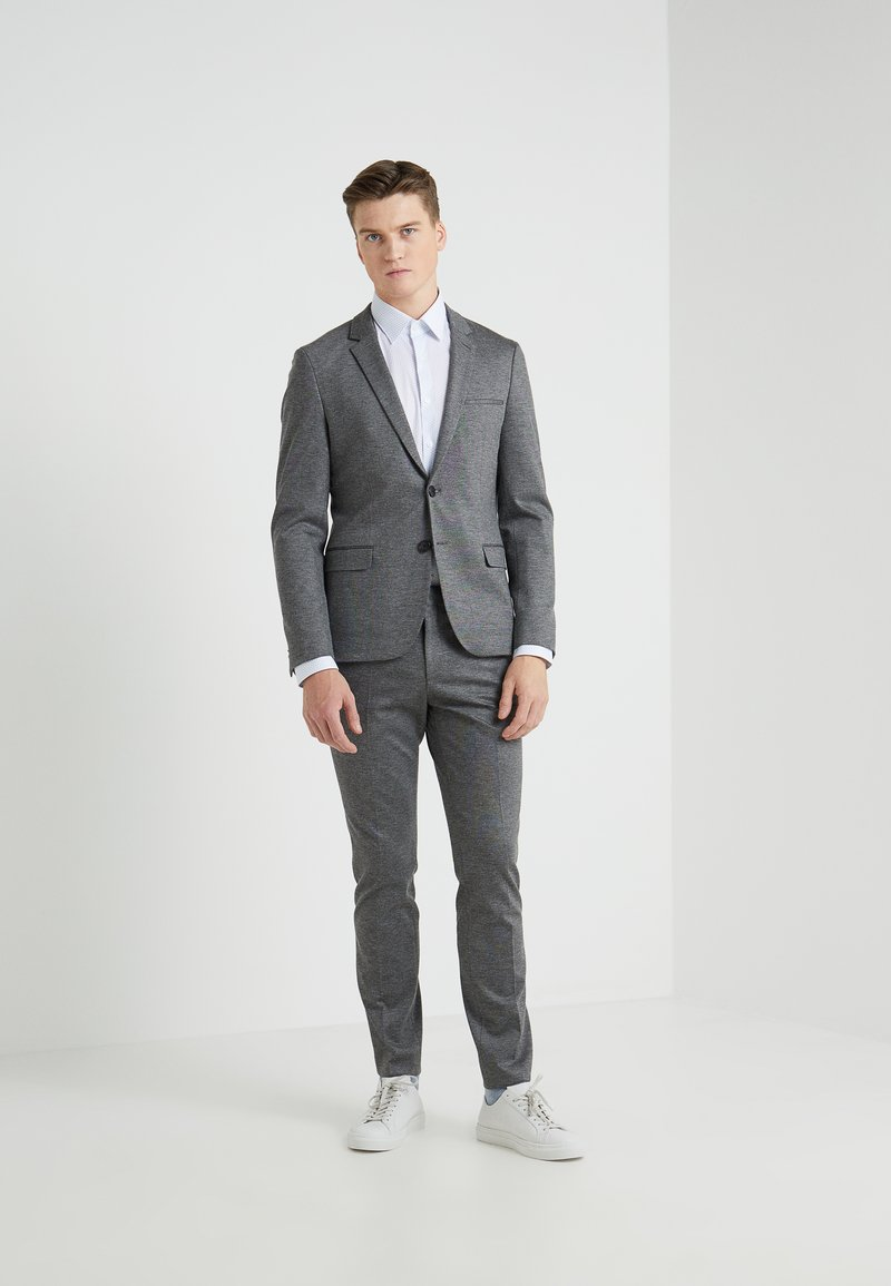 HUGO - ANFRED HEIRON - Suit - open grey