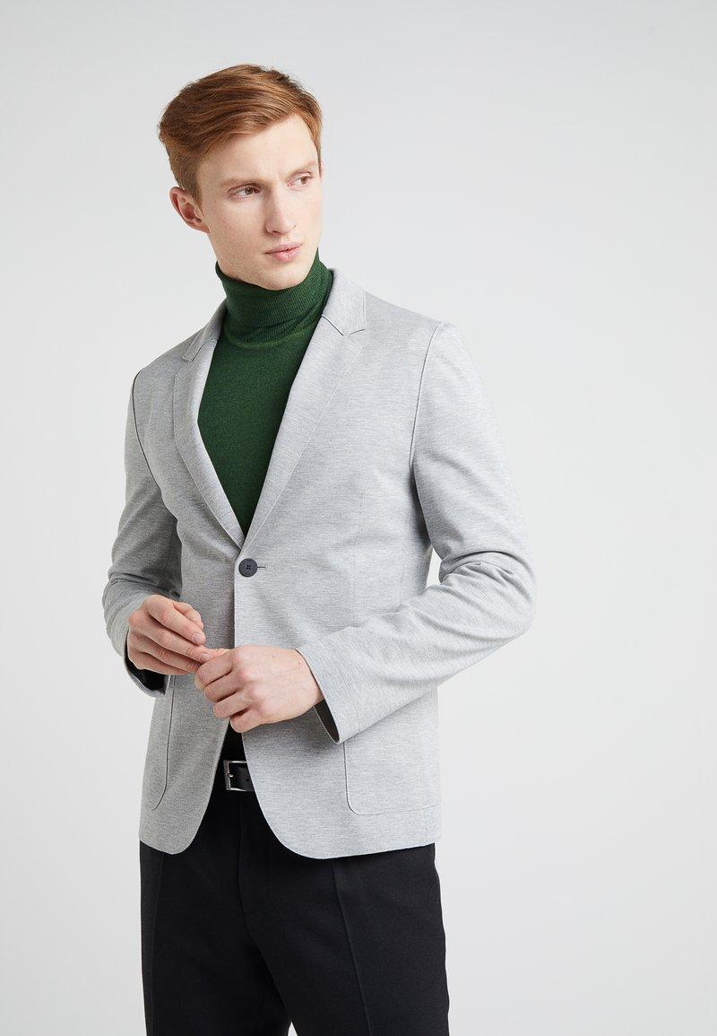 HUGO - AGALTU - Blazer - open grey