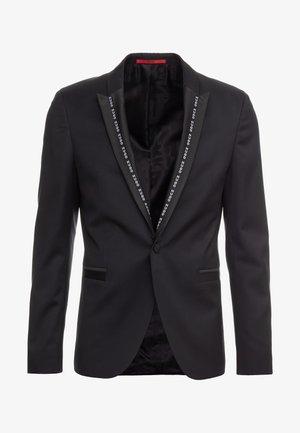 ANFRED - Chaqueta de traje - black