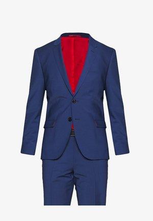 ARTI HESTEN - Dress - open blue