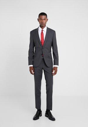 ARTI HESTEN - Kostym - dark grey