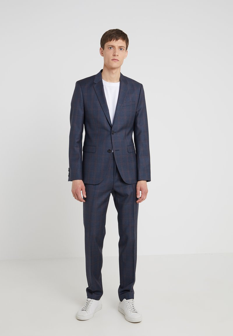 HUGO - ASTIAN HETS - Suit - dark blue
