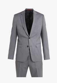 HUGO - ASTIAN HETS - Suit - medium grey - 8