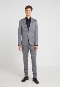 HUGO - ASTIAN HETS - Suit - medium grey - 0