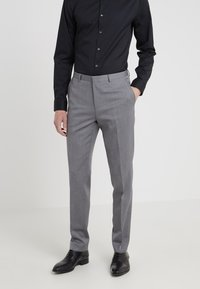 HUGO - ASTIAN HETS - Suit - medium grey - 4