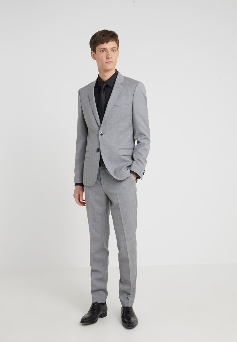 HUGO - ARTI HESTEN - Suit - open grey