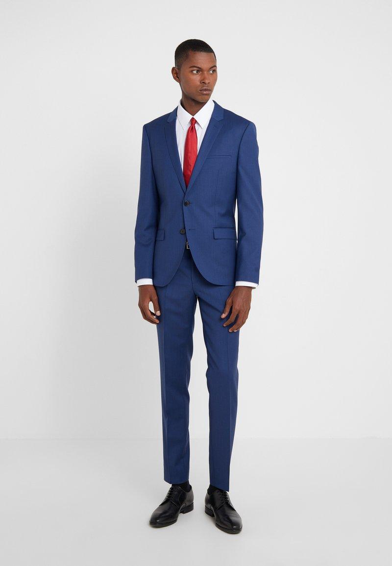HUGO - ARTI HESTEN - Oblek - medium blue