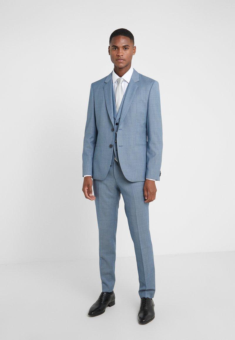 HUGO - ARTI HESTEN - Suit - light blue