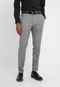 HUGO - AUGUST HIGGINS - Oblek - open grey - 4