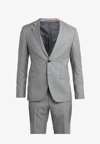HUGO - AUGUST HIGGINS - Oblek - open grey - 8