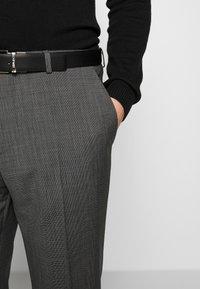 HUGO - ASTIAN HETS - Suit - charcoal - 12
