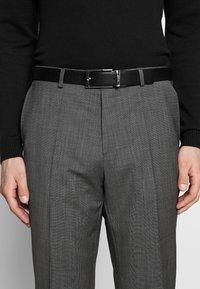 HUGO - ASTIAN HETS - Suit - charcoal - 9
