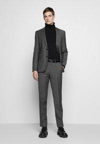 HUGO - ASTIAN HETS - Suit - charcoal - 1